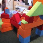 Маленький игровой комплекс для детей