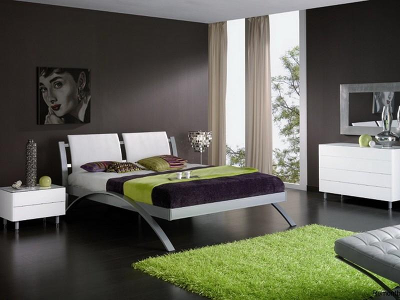 Дизайн спальни минимализм фото