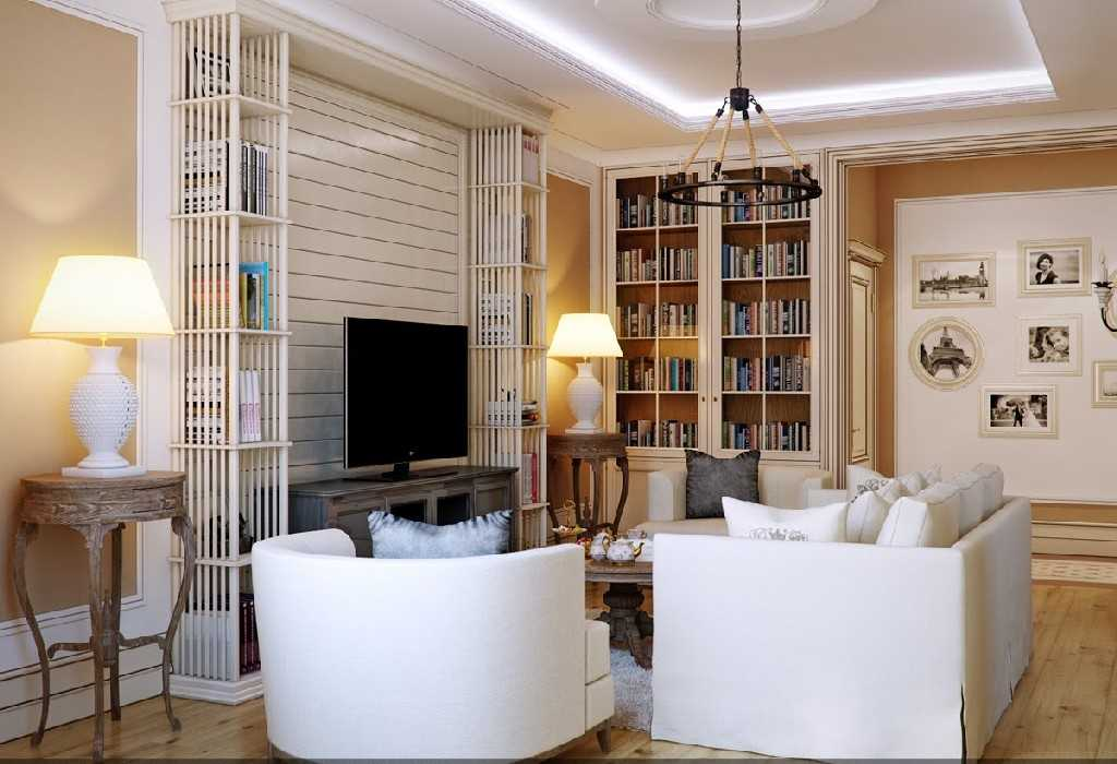 Дизайн квартиры Италия