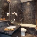 Меленькая ванная комната