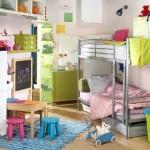 Описание детской комнаты