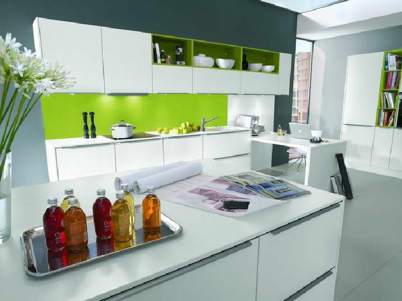 Кухня хай тек дизайн интерьера