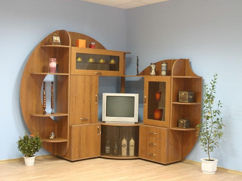 Мебель для гостиной модульная угловая фото