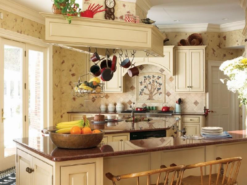 Мебель кантри для кухни