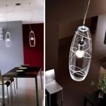 Стеклянная лампочка декор
