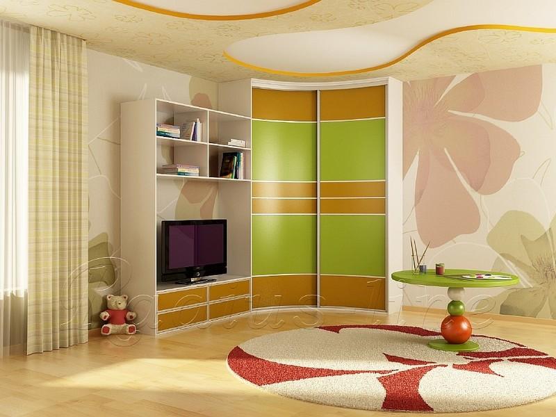 Мебель для гостиной модульная угловая