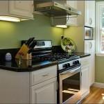 Освещение кухни столовой