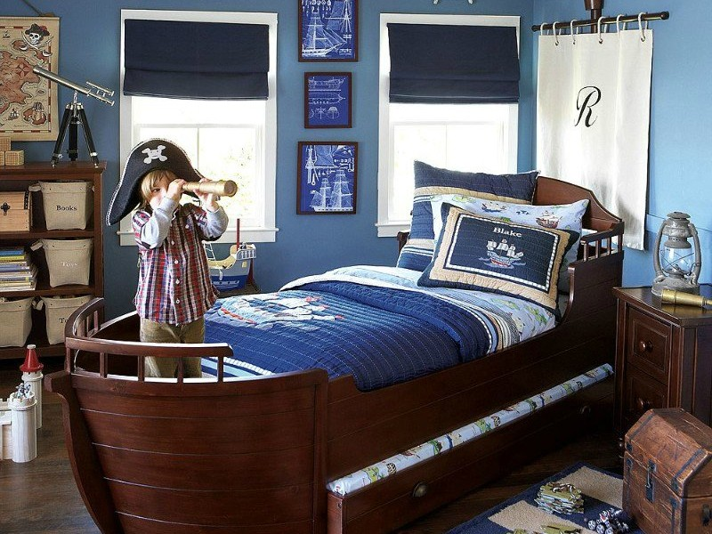 Детская комната для 2 мальчиков