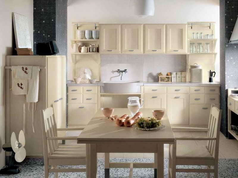 Идеи оформления кухни фото