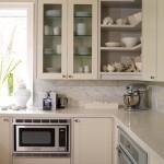 Как оформить угловую кухню