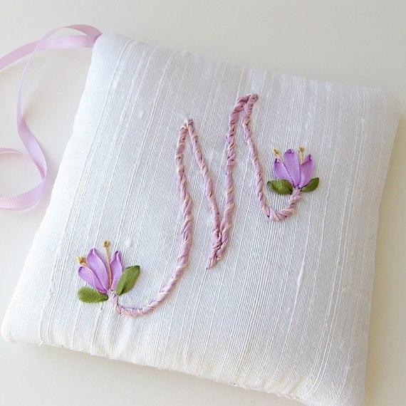 Идеи декора подушки
