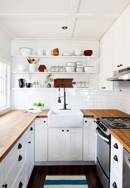 Нейтральные цвета в интерьере кухни