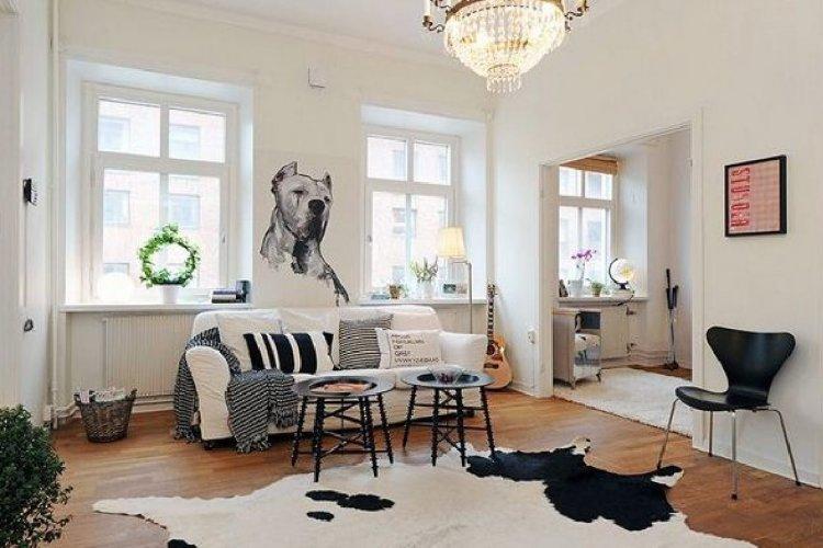 Шведский стиль в квартире