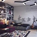 Как обустроить комнату для подростка мальчика