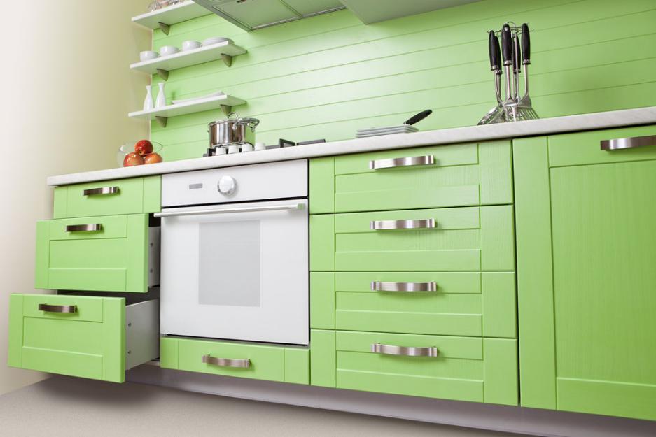 Правильно подобрать мебель для кухни