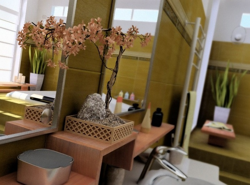 Японский стиль в интерьере квартиры, Правила и советы по оформлению
