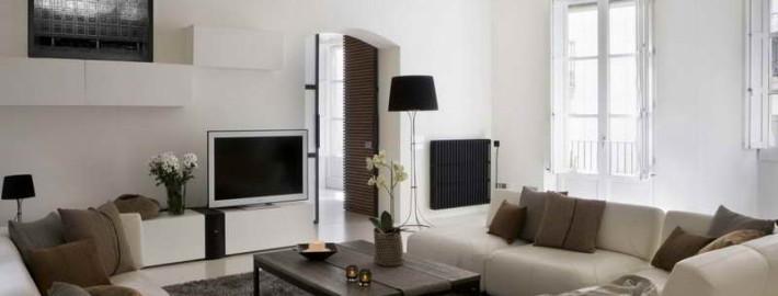 Угловая мебель для гостиной: фото и описание