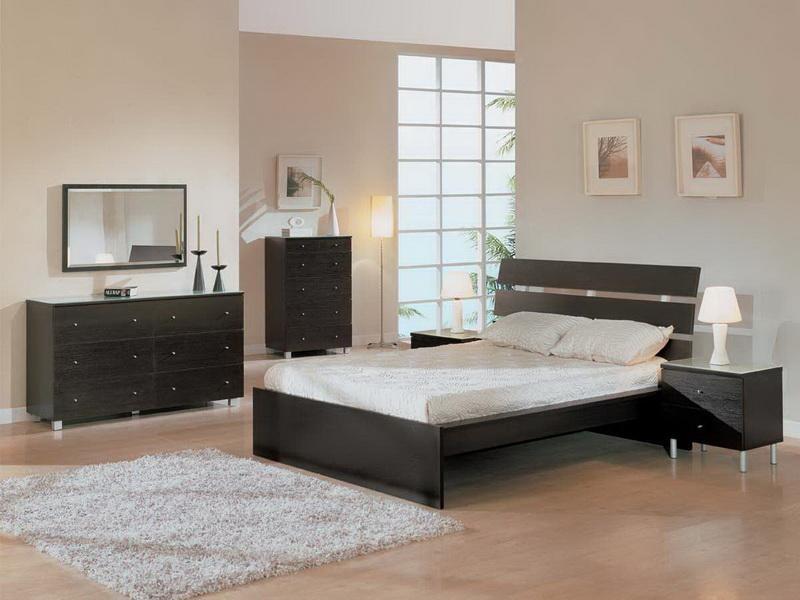 Отделка комнаты минимализм