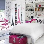 Розовая комната для маленькой девочки