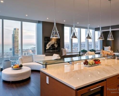 Дизайн кухни на фото