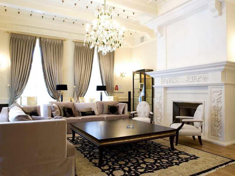 Дизайн интерьера квартиры арт-деко