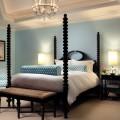 Кровать для необычной спальни