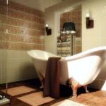 Ванная в стиле винтаж фото и описание