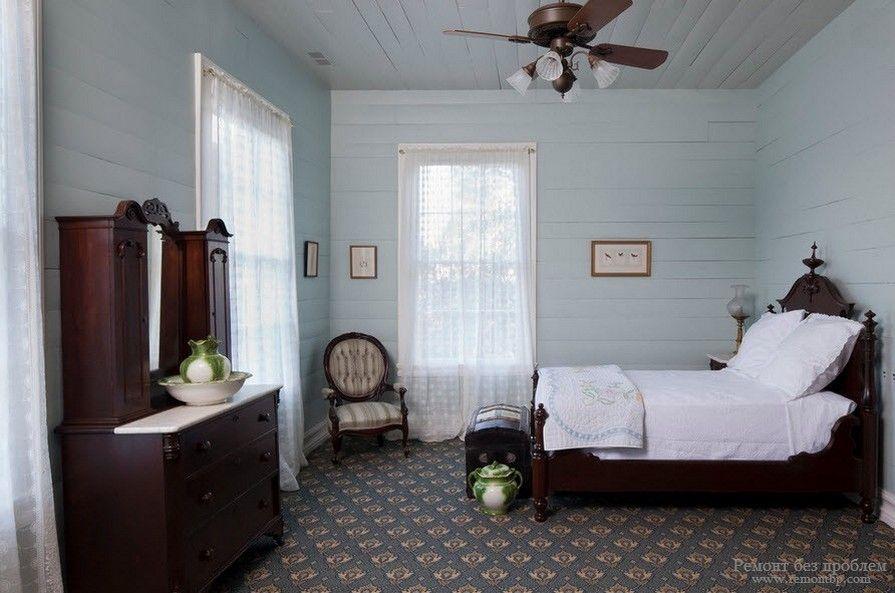 Освещение дневное в спальне