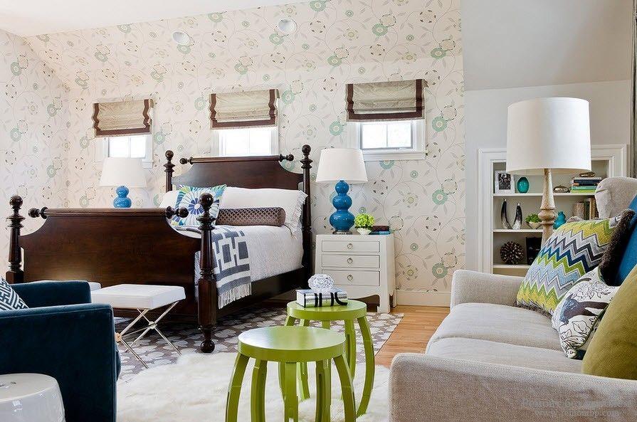 Идеи для обстановки мебели в спальне