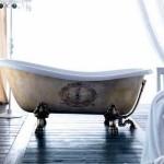 Ванная винтаж