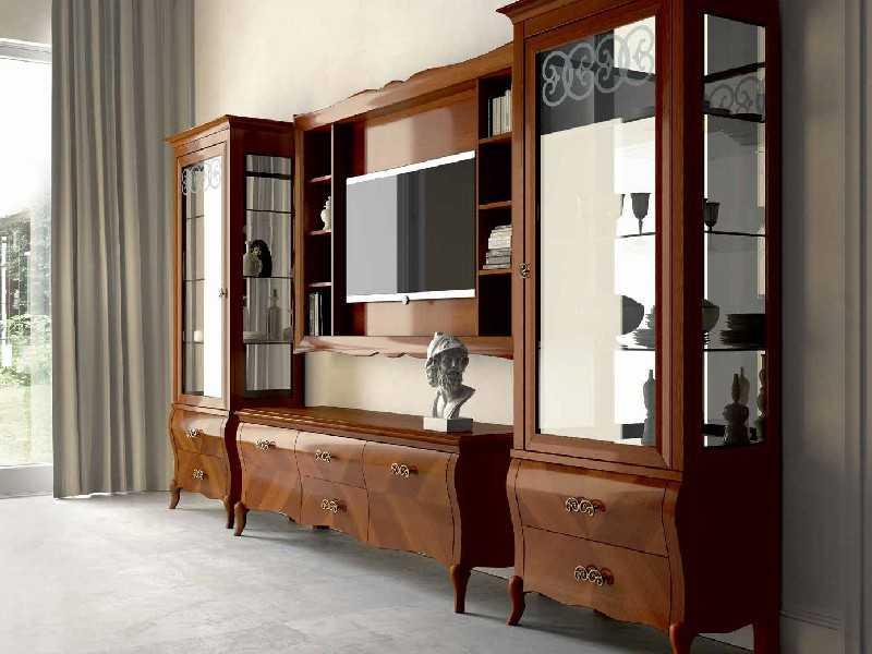 Деревянная мебель Италия