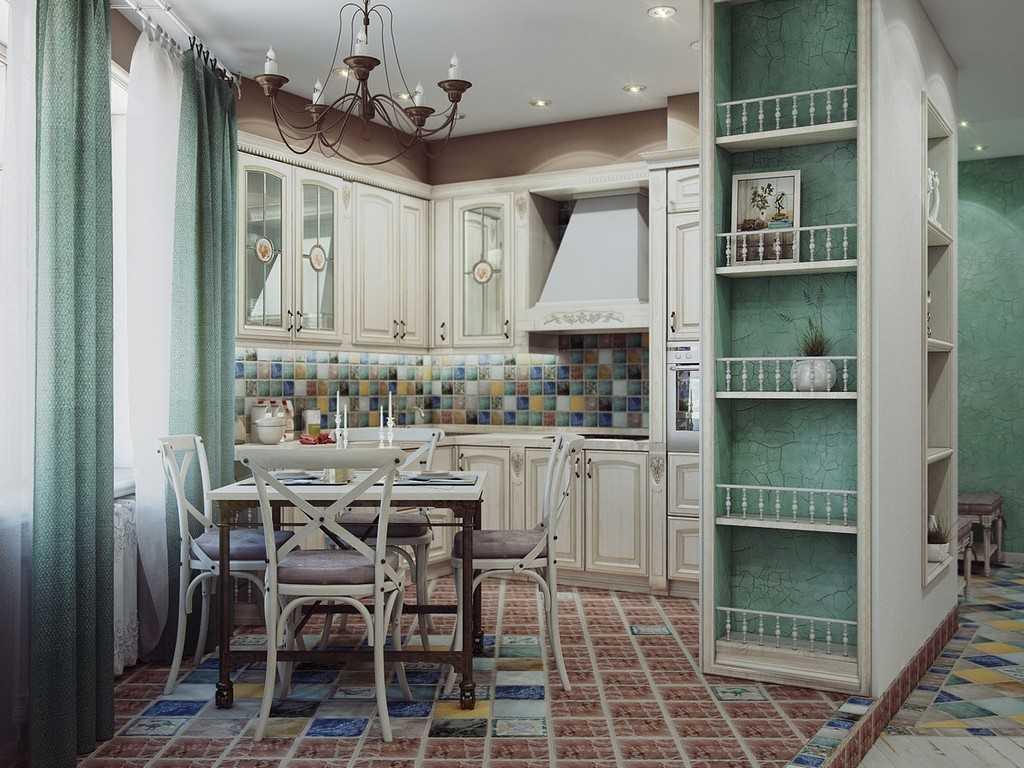 Кухня винтаж фото и описание