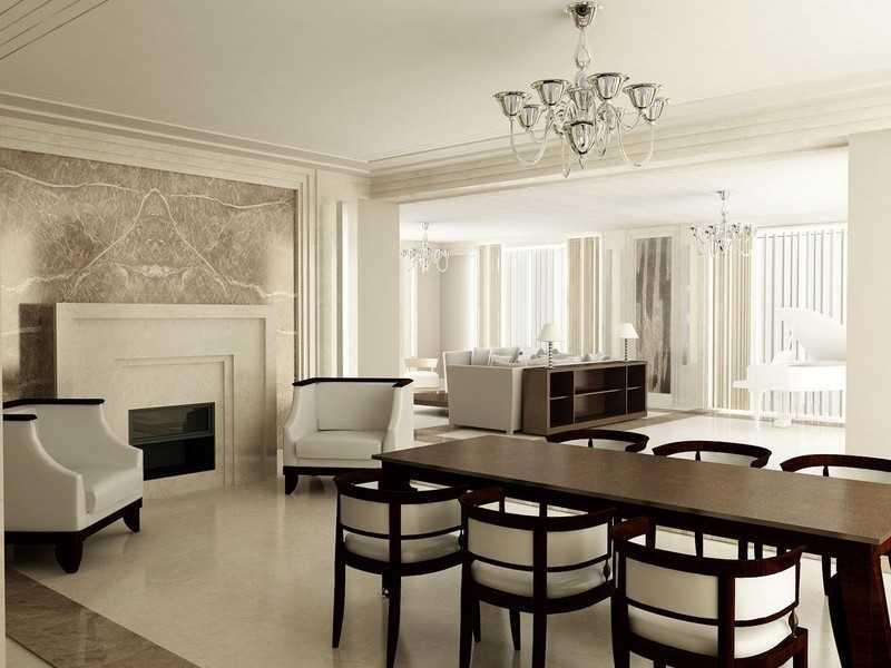Мебель, отделка, дизайн стиль арт-деко