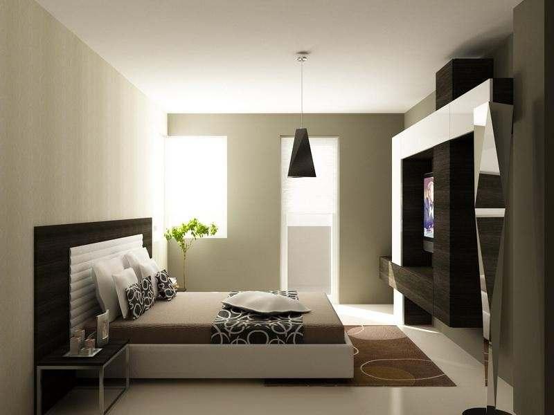 спальня фото в хай тек стиле