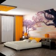 Фотообои спальня
