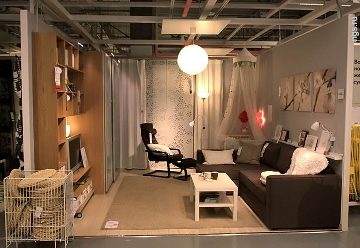 Дизайн квартир как в икеа