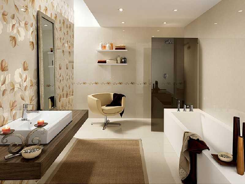 Дизайн ванной Италия