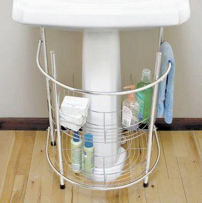Приспособления для маленькой ванной