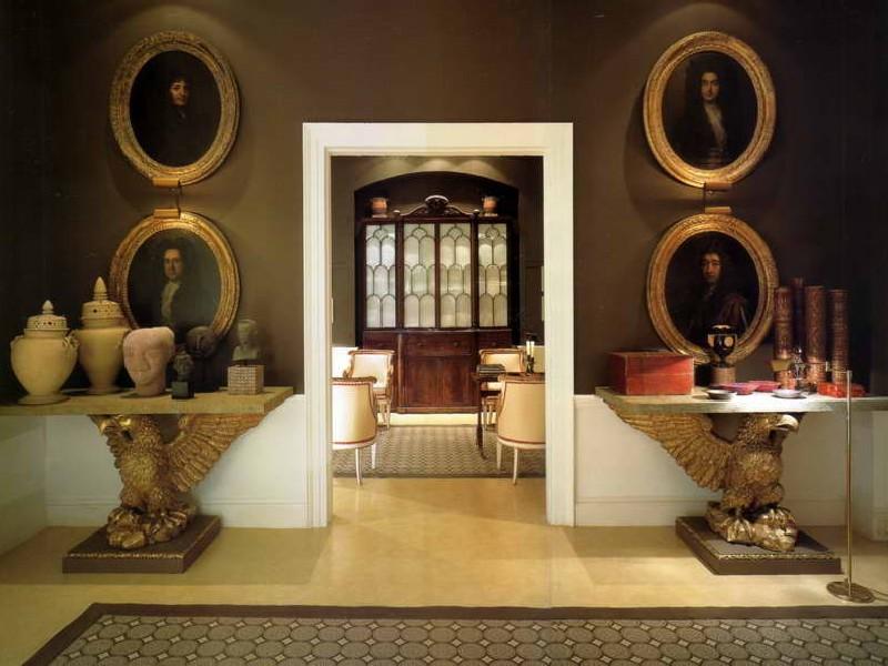 Декор помещения в итальянском стиле