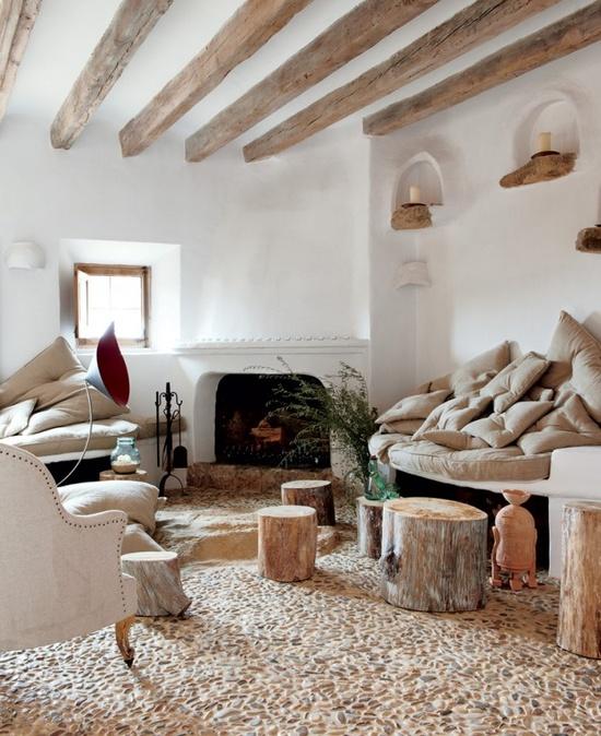Декоративные балки Италия