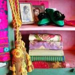 Текстиль в индийском стиле