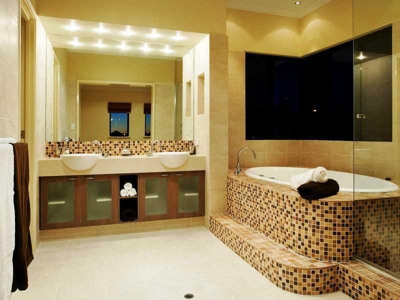 Итальянская ванная комната фото