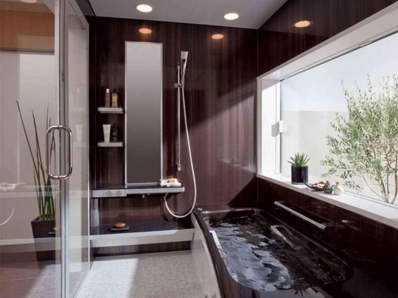 Хай-тек в ванной комнате