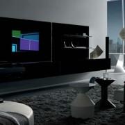 Комната для гостей стиль хай-тек