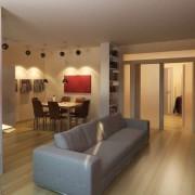 Мебель и боковые светильни