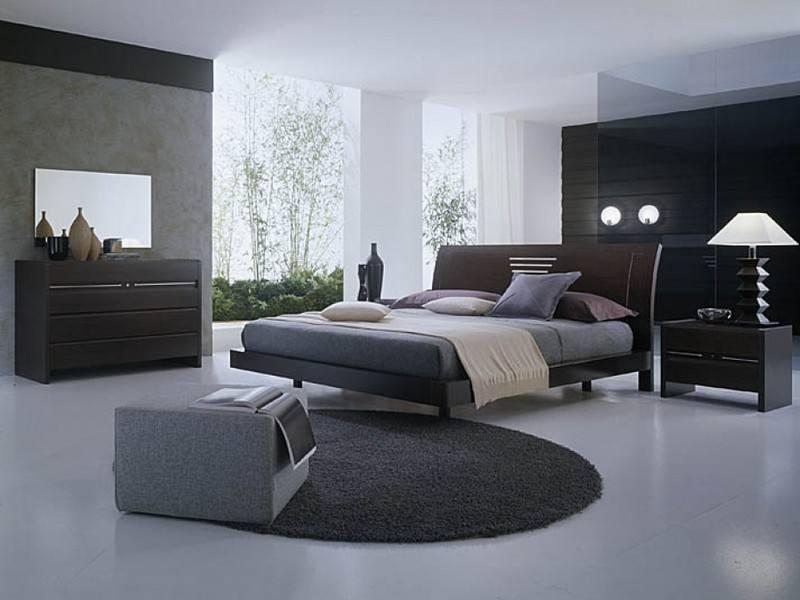 Кровать hi-tech фото