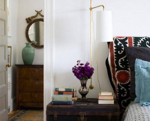 Необычная мебель для спальной