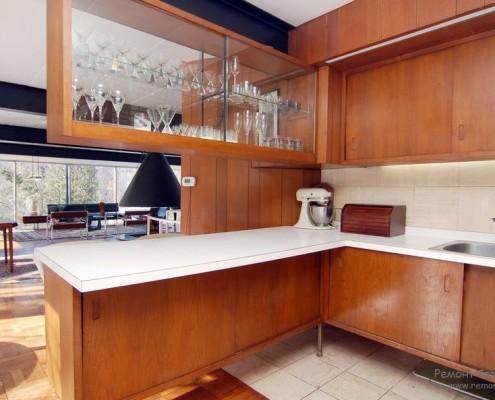 Фасад для кухни на фото