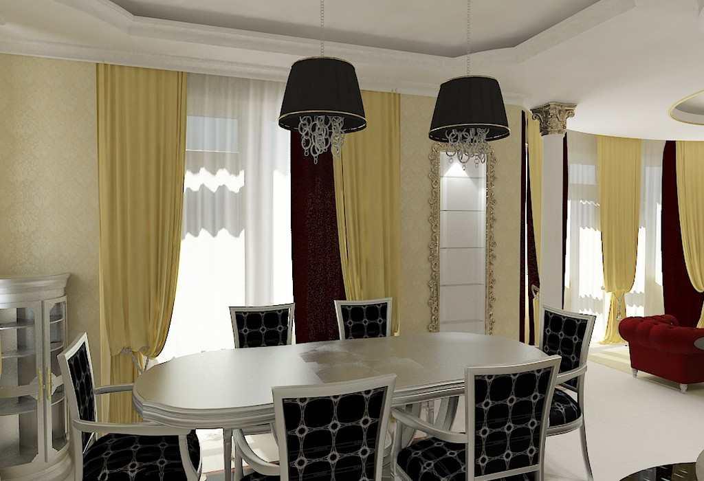 Мебель для гостиной арт-деко фото