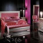Декор спальни Арт-Деко